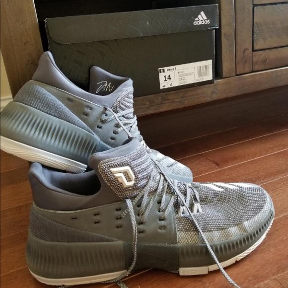 Le Adidas Dame 3 Uomini Poshmark Basket Scarpa